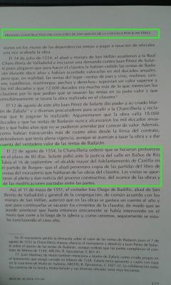 Imagen del documento Proceso constructivo del claustro de San Millán de La Cogolla por Juan Pérez