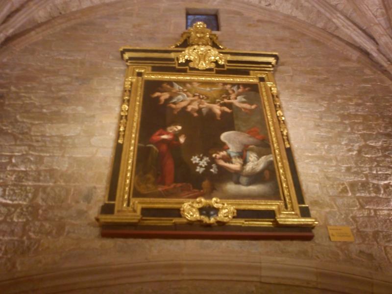 Cuadro de La Anunciación