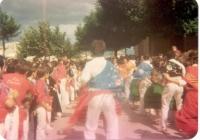 Foto de los danzadores
