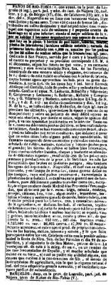 Extracto del diccionario geográfico-estadístico-histórico