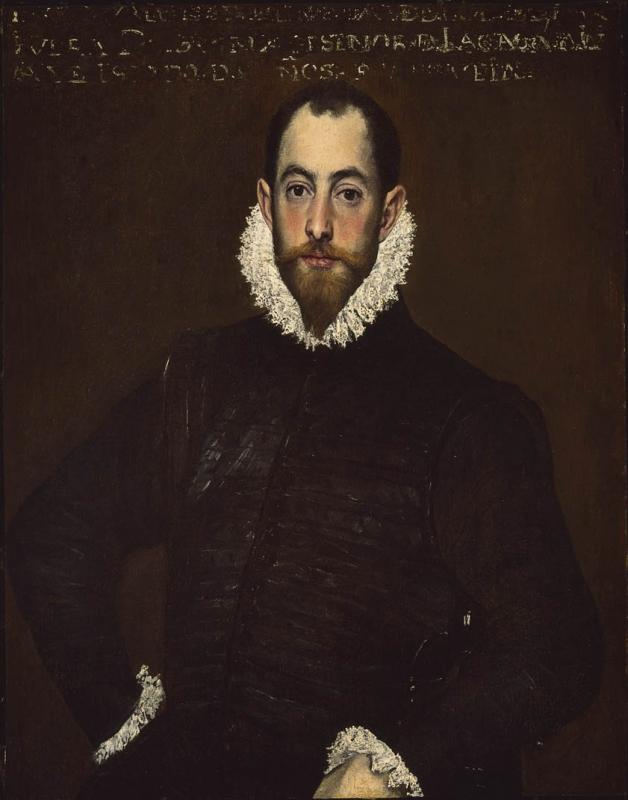El retrato del caballero de la casa de Leiva