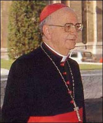 Cardenal Martínez Somalo