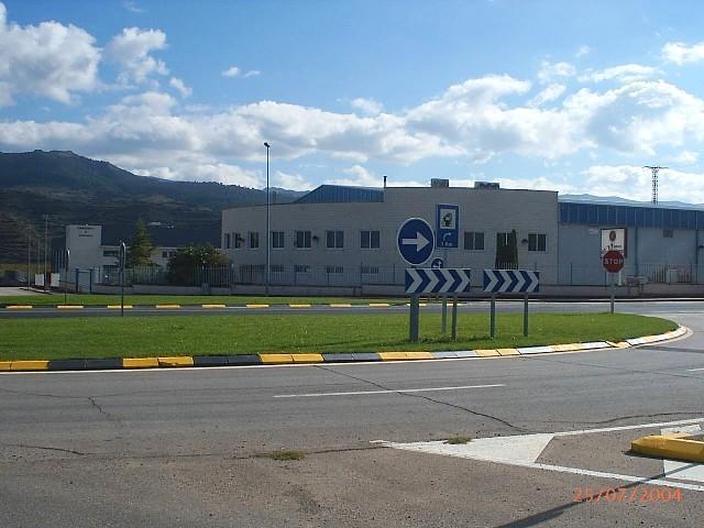 Foto del polígono industrial